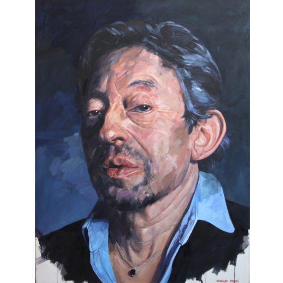 Gainsbourgh - 41 x 33cm
