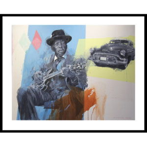 John Lee Hooker's Roadmaster Blues